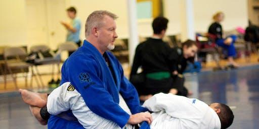 Adult Gracie Jiu-Jitsu Seminar