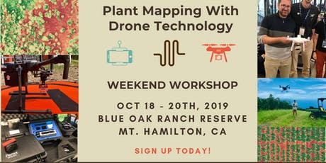 Drone Tools Workshop: Vegetation Mapping for Professionals tickets