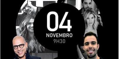 Workshop Mechas Anderson Couto + Mario Henrique & Gisele Quintino