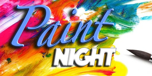 Paint Night at the Great Hall at St. Andrew's