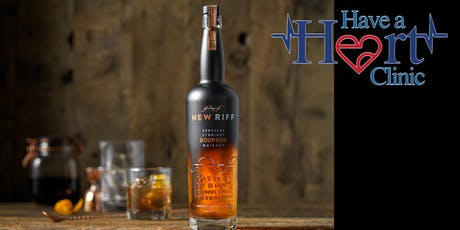 New Riff Bourbon & Rye Tasting to Benefit the Have a Heart Clinic tickets