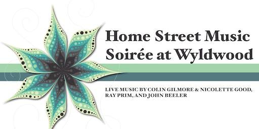 Home Street Music's Fundraiser Soiré
