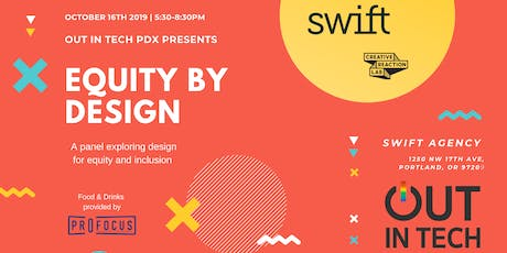 Out In Tech PDX | Equity by Design tickets