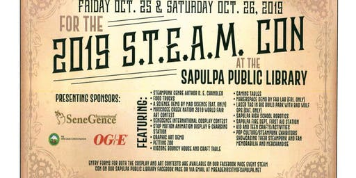 STEAM Con Steampunk Pop Culture Convention