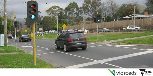 Canterbury Road and Bedford Road intersection upgrade drop-in session