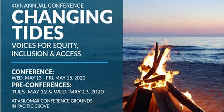 Changing Tides: Voices for Equity, Inclusion & Access tickets