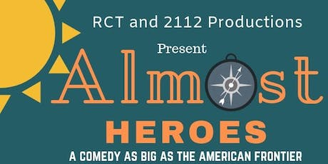 Almost Heroes (Night 3) tickets
