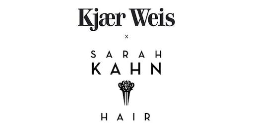 Kjaer Weis Makeup Event