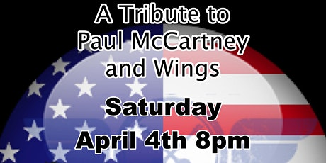 Wings Over America - A Tribute to Paul McCartney and Wings tickets