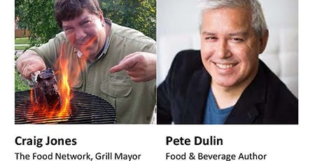 Live Fire Grill and Brew:  Outdoor Grilling Live Demo and Beer Pairing tickets