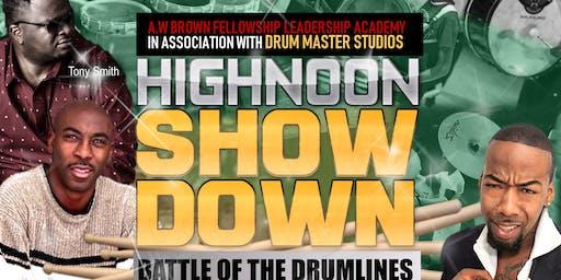 Dallas High Noon Showdown