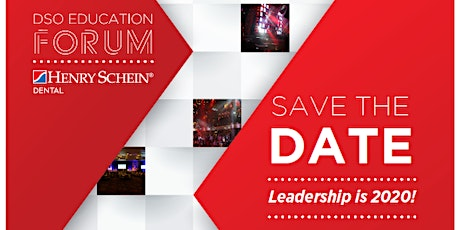 2020 DSO Education Forum by Henry Schein tickets
