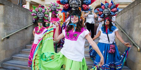 Performers wanted for Redbridge Day of the Dead Festival tickets
