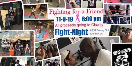 ESVA Fight Night