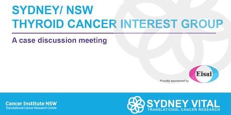 Sydney / NSW Thyroid Cancer Interest Group November 2019 tickets