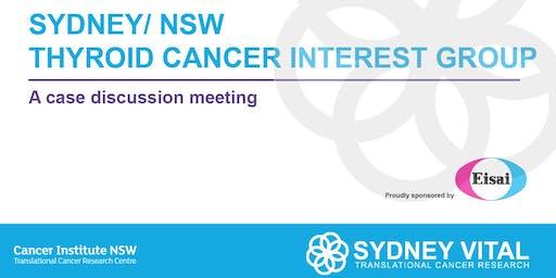 Sydney / NSW Thyroid Cancer Interest Group November 2019