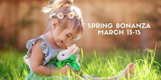 Opening Weekend Free Pass - JBF Roseville Spring Bonanza 2020
