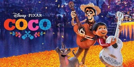 Movie Night: Pixar's Coco tickets