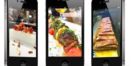 Smartphone Food Photography Class