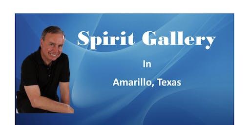 Spirit Gallery in Amarillo, Texas