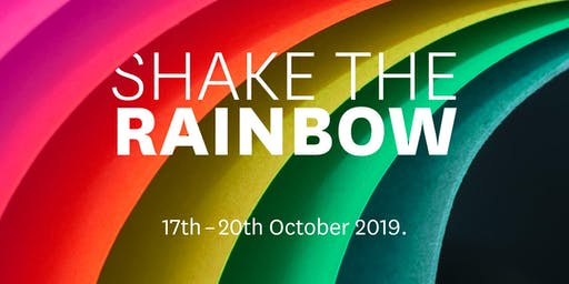 Shake The Rainbow - Acrylic Painting, Learn & Create Session 3