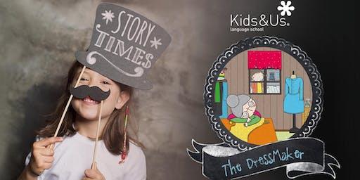 Storytime for Kids - The DressMaker @Aura Festival