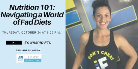 Nutrition 101: Navigating a World of Fad Diets tickets