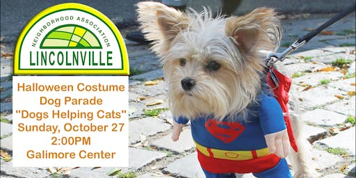 LNA Halloween Dog Costume Parade