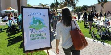 SCU Campus Sustainability Day