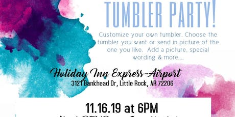 Tumbler Party tickets