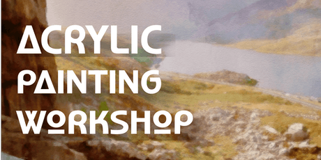 Acrylic Painting Workshop tickets