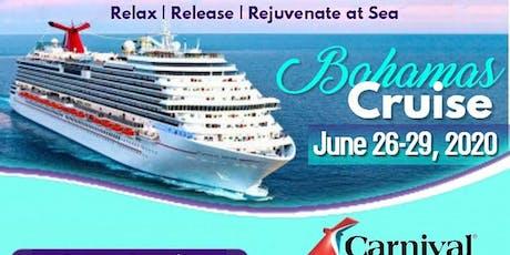 Bahamas Cruise June 2020 tickets
