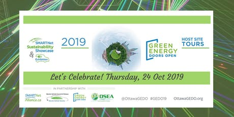 Green Energy Doors Open 2019 - Ottawa Region Celebration Event! tickets