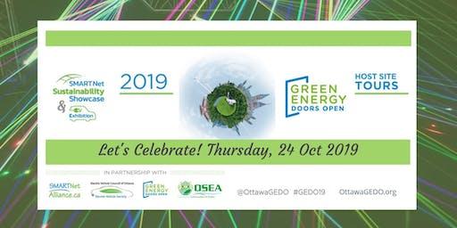 Green Energy Doors Open 2019 - Ottawa Region Celebration Event!