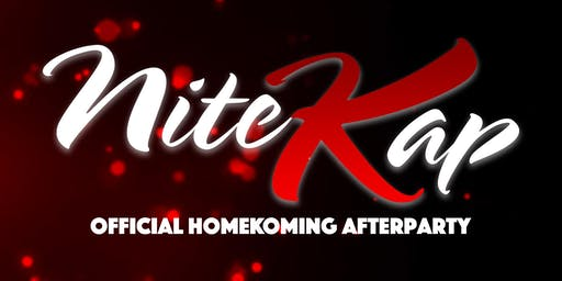 NiteKap : Official Homecoming Afterparty