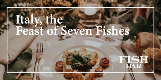 Italy, The Feast of Seven Fishes | A Chef Michael Kornick Dinner