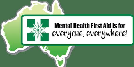 Aboriginal and Torres Strait Islander Mental Health First Aid - 2 Day Training Course tickets