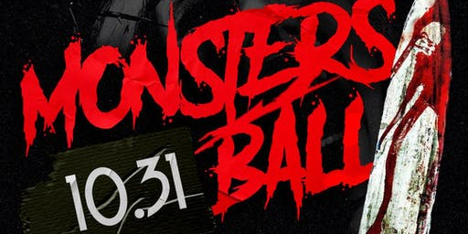 The Annual Monsters Ball Halloween Costume @ The Gryphon