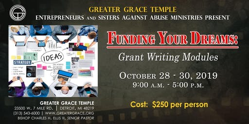 Funding Your Dreams: Grant Writing Modules
