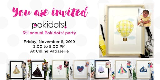 Third Annual Pokidots! Party