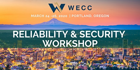 Reliability & Security Workshop tickets