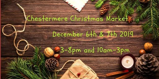 Chestermere Christmas market