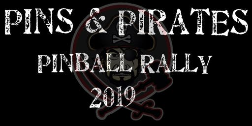 Pins & Pirates Pinball Rally 2019