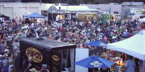 Blues and Brews Festival at Trolley Market Square