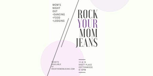 Rock Your Mom Jeans- Cottonwood