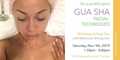 Gua Sha Facial Techniques for a youthful glow!!!