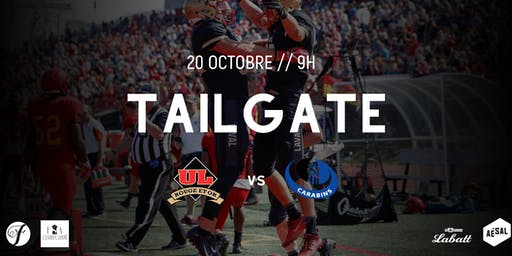 Tailgate // FSA Fashion Show X Comité des finissants