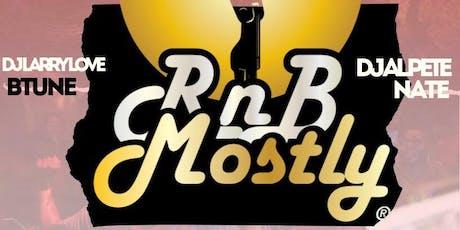 RnBMostly: A Mostly R&B Kickback (Libra SZN) tickets