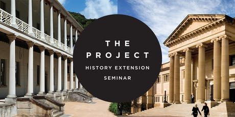 The Project: History Extension Seminar 2019 tickets