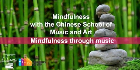 Mindfulness through Music tickets